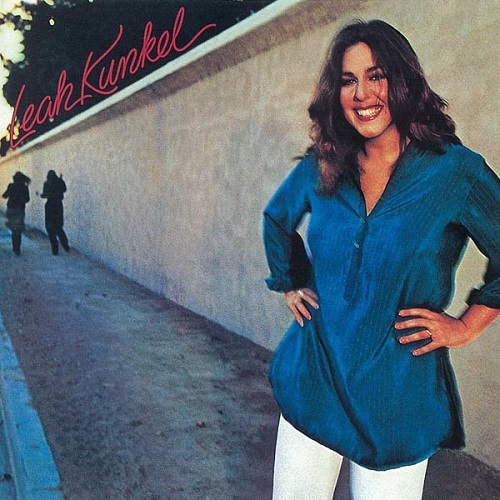 Leah Kunkel / Leah Kunkel (リア) (1979年) フロント・カヴァー