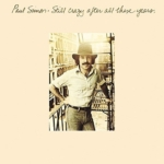 Paul Simon / Still Crazy After All These Years (時の流れに) (1975年) フロント・カヴァー