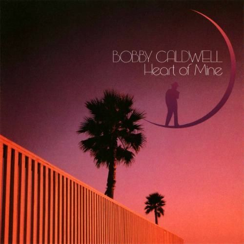 Bobby Caldwell / Heart Of Mine (1989年) フロント・カヴァー