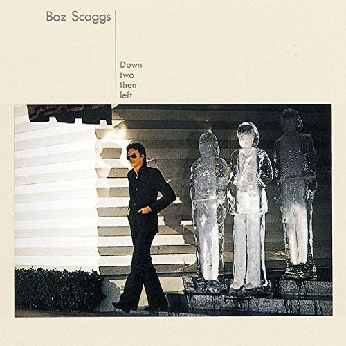 Boz Scaggs / Down Two Then Left (1977年) フロント・カヴァー