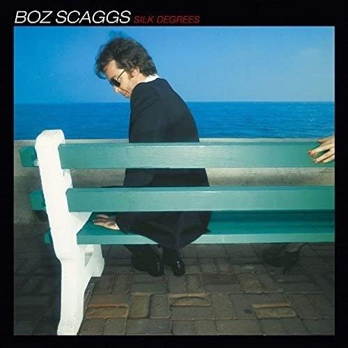 Boz Scaggs / Silk Degrees (1976年) フロント・カヴァー