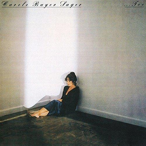 Carole Bayer Sager / ... Too (1978年) フロント・カヴァー