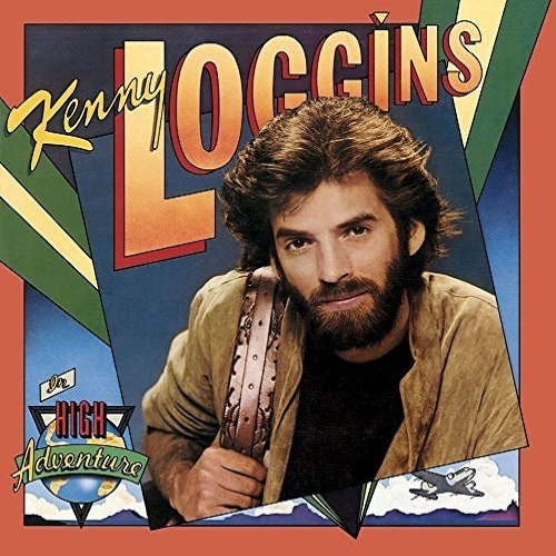 Kenny Loggins / High Adventure (1982年) フロント・カヴァー