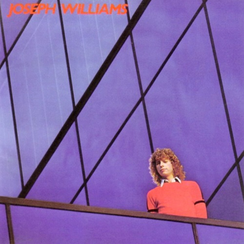 Joseph Williams / Joseph Williams (1982年) フロント・カヴァー