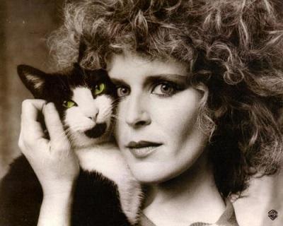 Lauren Wood / Cat Trick (1981年) バック・カヴァー