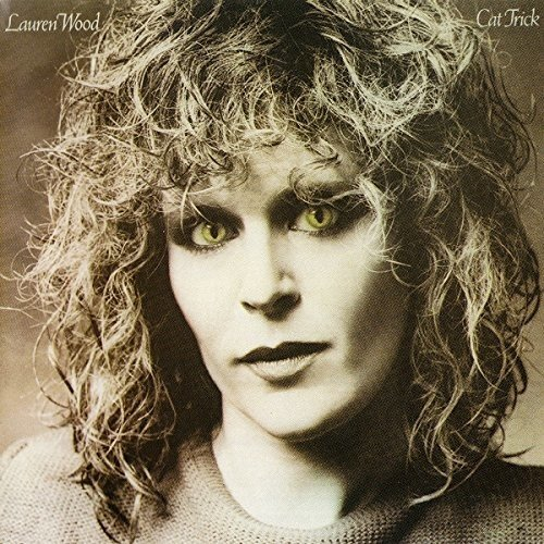 Lauren Wood / Cat Trick (1981年) フロント・カヴァー