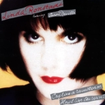 Linda Ronstadt / Cry Like a Rainstorm (1989年) フロント・カヴァー