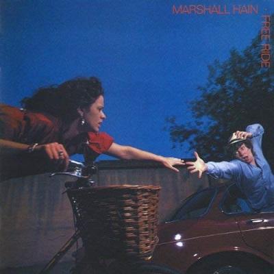 Marshall Hain / Dancing In The City (1978年) オリジナル・フロント・カヴァー