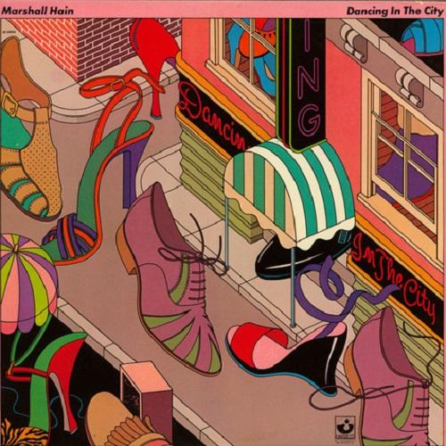 Marshall Hain / Dancing In The City (1978年) フロント・カヴァー
