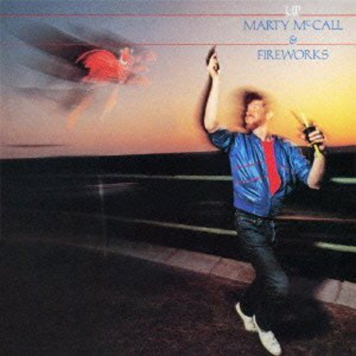 Marty McCall & Fireworks / Up (1981年) フロント・カヴァー