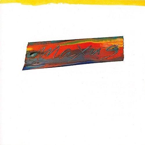 Maxus / Maxus (デビュー !!) (1981年) フロント・カヴァー