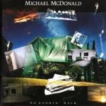 Michael McDonald / No Lookin' Back (1985年) フロント・カヴァー