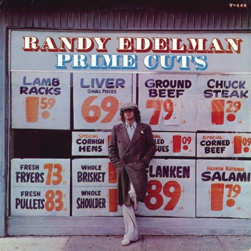 Randy Edelman / Prime Cuts (1974年) フロント・カヴァー
