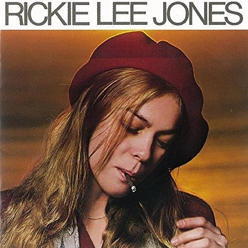 Rickie Lee Jones / Rickie Lee Jones (浪漫) (1979年) フロント・カヴァー