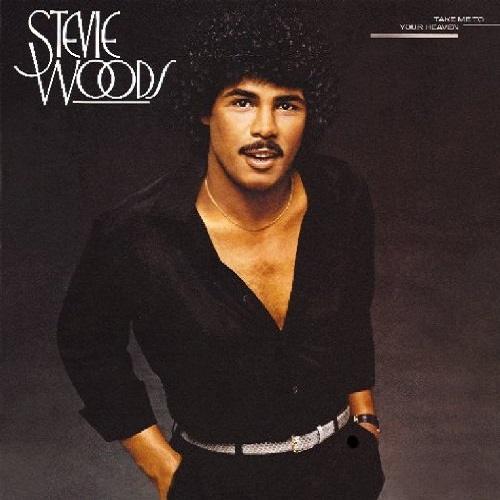 Stevie Woods / Take Me To Your Heaven (1981年) フロント・カヴァー