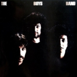 The Boys Band / The Boys Band (1982年) フロント・カヴァー