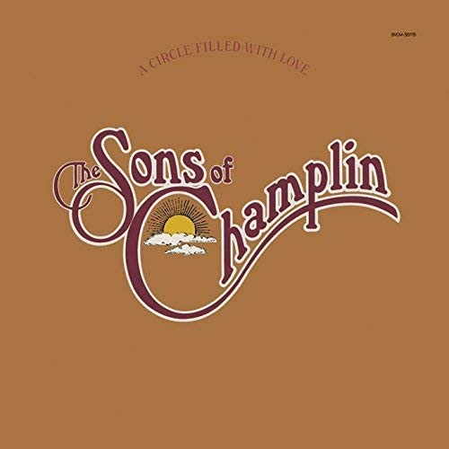 The Sons of Champlin / A Circle Filled With Love (1976年) フロント・カヴァー