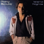 Tony Sciuto / Island Nights (1980年) フロント・カヴァー