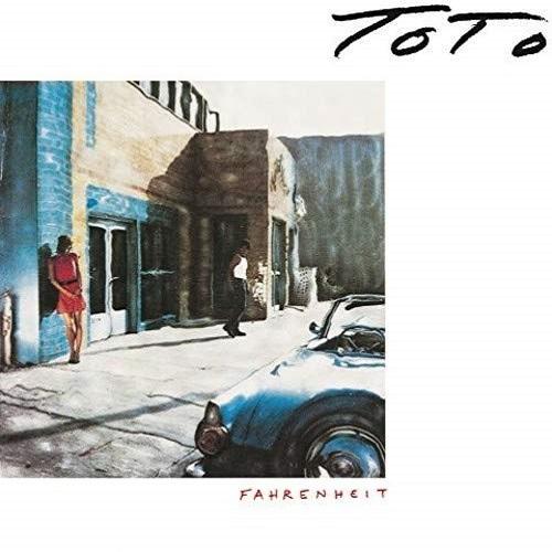 TOTO / Fahrenheit (1986年) フロント・カヴァー