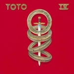TOTO Ⅳ / 聖なる剣 (1982年) フロント・カヴァー