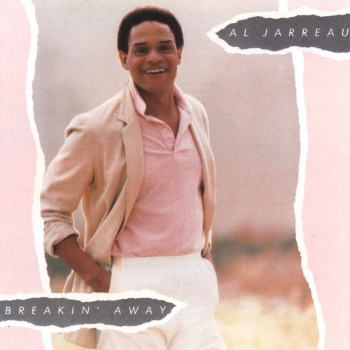 Al Jarreau / Breakin' Away (1981年) フロント・カヴァー