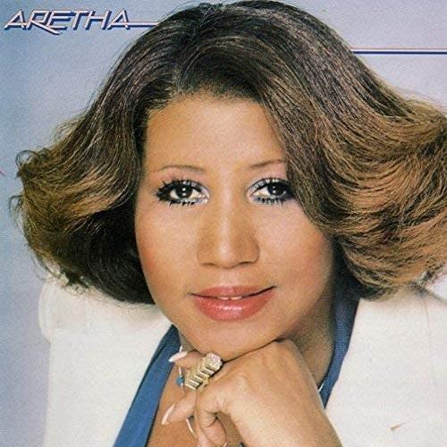 Aretha Franklin / Aretha (1980年) フロント・カヴァー