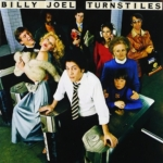 Billy Joel / Turnstiles (1976年) フロント・カヴァー