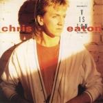 Chris Eaton / Vision (1986年) フロント・カヴァー