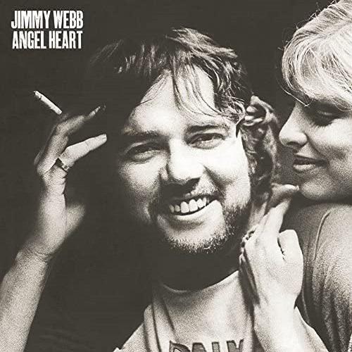 Jimmy Webb / Angel Heart (1982年) フロント・カヴァー