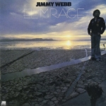 Jimmy Webb / El Mirage (1977年) フロント・カヴァー