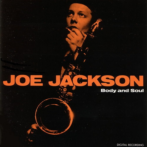 Joe Jackson / Body And Soul (1984年) フロント・カヴァー