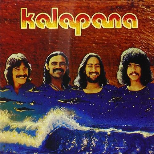 Kalapana / Kalapana II (1976年) フロント・カヴァー