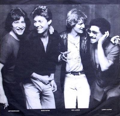 Larsen-Feiten Band / Full Moon (1982年) インナー・フォト