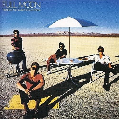 Larsen-Feiten Band / Full Moon (1982年) フロント・カヴァー