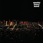 Macky Feary Band / Macky Feary Band (1978年) フロント・カヴァー