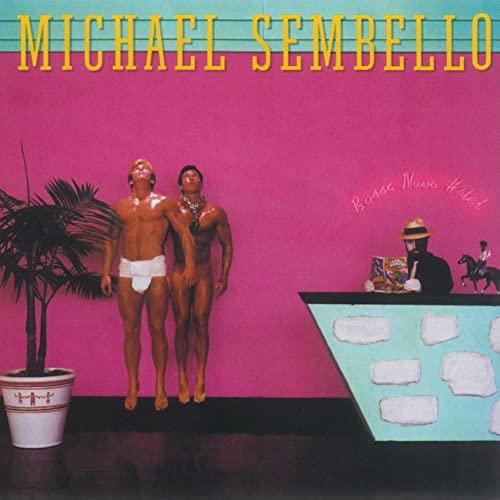 Michael Sembello / Bossa Nova Hotel (1983年) フロント・カヴァー