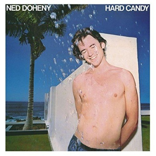Ned Doheny / Hard Candy (1976年) フロント・カヴァー