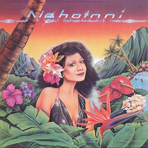 Nohelani Cypriano / In The Evening (1982年) フロント・カヴァー