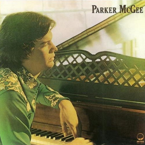 Parker McGee / Parker McGee (1976年) フロント・カヴァー