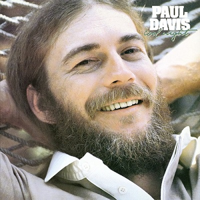 Paul Davis / Cool Night (1981年) オリジナル・フロント・カヴァー