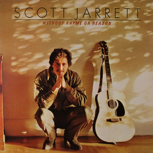 Scott Jarrett / Without Rhyme Or Reason (1980年) フロント・カヴァー