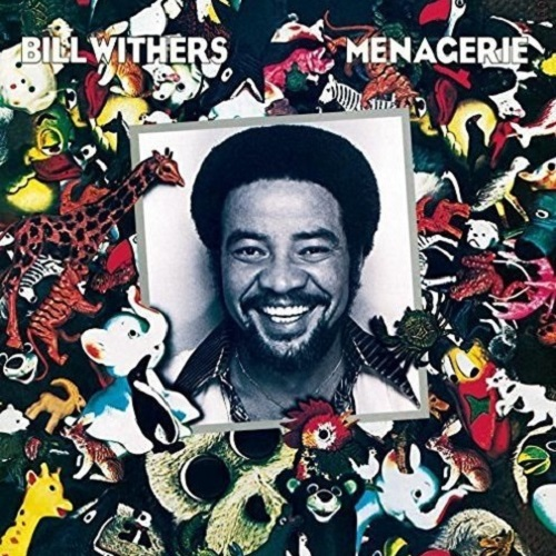Bill Withers / Menagerie (1977年) フロント・カヴァー