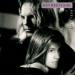 Boy Meets Girl / Reel Life (1988年) フロント・カヴァー