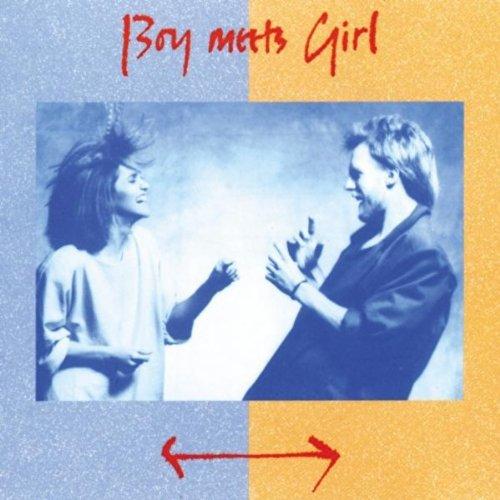 Boy Meets Girl / Boy Meets Girl (1985年) フロント・カヴァー
