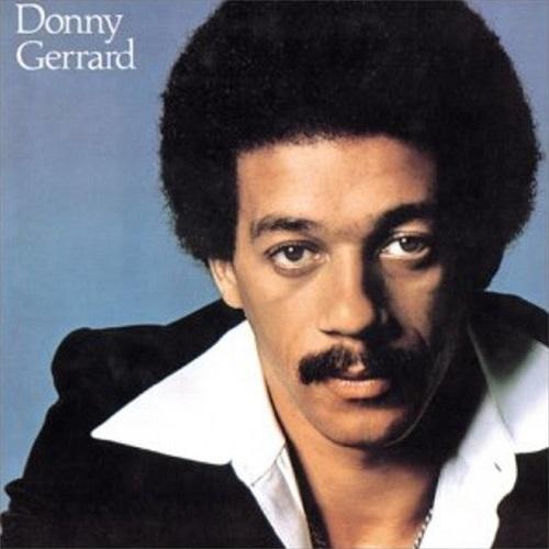 Donny Gerrard / Donny Gerrard (1976年) フロント・カヴァー