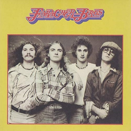 Faragher Brothers / Faragher Brothers (1976年) フロント・カヴァー