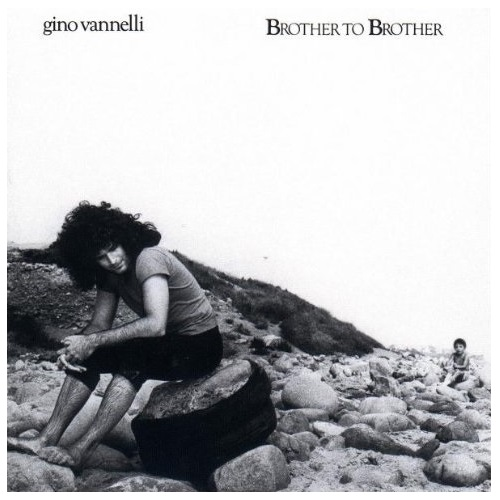 Gino Vannelli / Brother To Brother (1978年) フロント・カヴァー