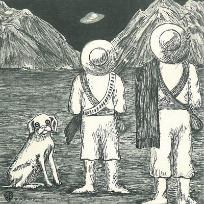 Hirth Martinez / Hirth From Earth (1975年) インナー・フォト