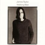 James Taylor / Walking Man (1974年) フロント・カヴァー