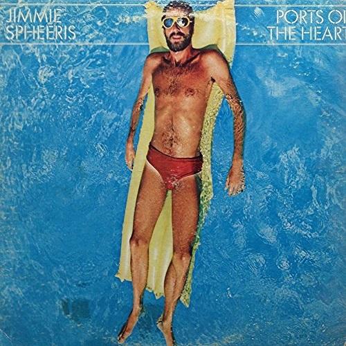 Jimmie Spheeris / Ports Of The Heart (1976年) フロント・カヴァー